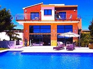Casa en X�bia. Villa de lujo con vistas panor�micas Calle mila,63
