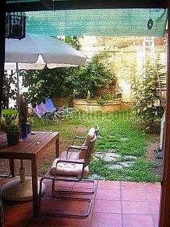 D�plex en Barcelona, Hostafrancs. Duplex tipo loft con jardin - �nico en zona Carrer vilardell,24