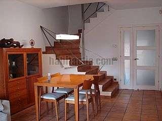 Casa adosada  con jard�n en Badalona, Pep ventura. Carrer unio,46