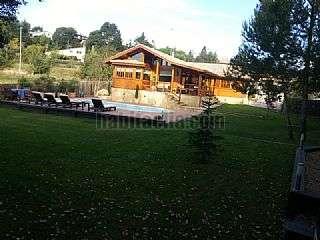 Lloguer Casa a Seva. Hermosa casa de madera noble y piedra con piscina, Carrer puigmal,6