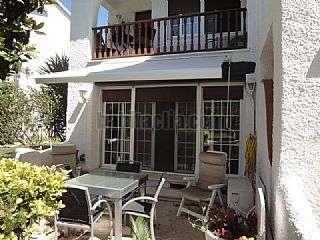Alquiler Casa adosada en Calafell, Alorda Park. Preciosa casa esquinera Urbanizacion alorda park casa d,5