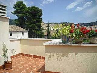 Casa en Cornudella de Montsant. Con vistas a siurana y las monta�as de prades C. de les vinyes,6