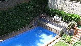 Piso en Barcelona, Pedralbes. Exclusiva casa en zona alta de barcelona Joan d�al�s-passeig bonanova